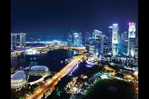 Singapore, conference